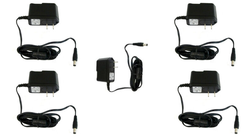 LOT of 5 YEA-PS5V600US Power supply for T21P, T19P, T23P, W52P, W52H, T23G, T40P