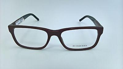 Burberry Brillengestell Fassung B2150 3404 braun schwarz ()