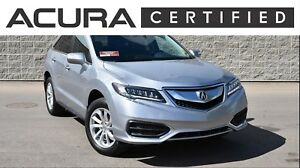 2017 Acura RDX AWD |Certified Pre-Owned