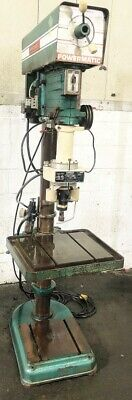 Powermatic 1200 Drill Press W Procunier Tap