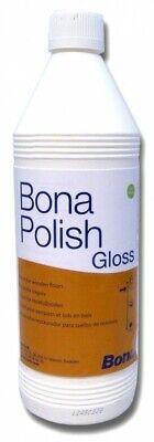 Bona Polish Gloss Parkett Pflegemittel Glänzend 1 L Erstpflege