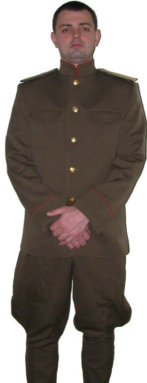 WWI Russian Imperial Army Infantry officers uniform set M1914 Replica