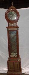 Maitland Smith Case Clock Lot 191