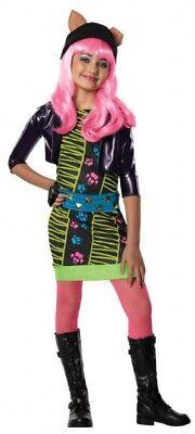 Howleen Wolf Kostüm Mädchen Monster High Kleid + - Howleen Monster High Kostüm