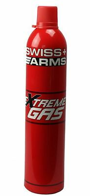 Swiss Arms Extreme Gas - Airsoft Gas - 760ml Can - Airsoft - High Performance