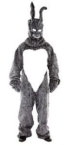 DONNIE DARKO MOVIE FRANK THE BUNNY SUIT DELUXE ADULT SCARY HALLOWEEN COSTUME