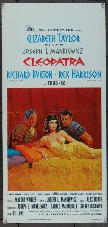 CLEOPATRA (1963) 13594