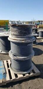 Surplus Electrical Cable at Auction