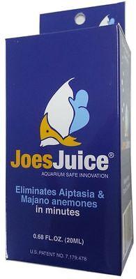Joes Juice 20 ml gegen Glasrosen, Aptasia etc. EUR 64,75 / 100g