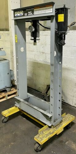 PRM 25TON H FRAME HYDRAULIC PRESS - H Frame