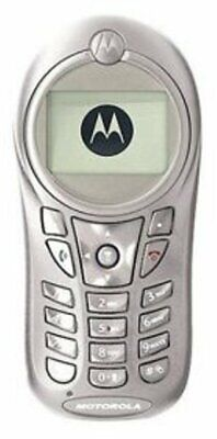 RETRO MOTOROLA C115 SIMPLE MOBILE PHONE-UNLOCKED WITH NEW CHARGAR AND WARRANTY