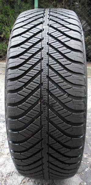 Letnia GOODYEAR VECTOR 4SEASONS 205/55/16 1szt 1x7,9mm 14r