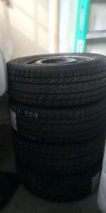 4 BF Goodrich Slalom Winter Tires