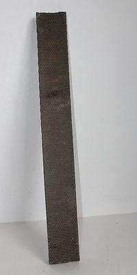 Antike 92 cm XXl-Blaudruck-Leiste /Blaudruck-Stempel/Wäschestempel/Stempel 948