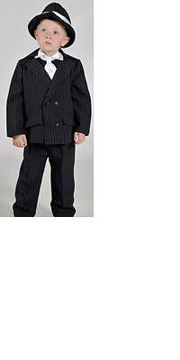 BOYS GANGSTER -AL CAPONE FANCY DRESS OUTFIT WORLD BOOK DAY](Al Capone Dress)