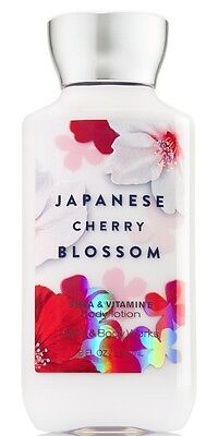 Japanese Cherry Blossom Body Lotion by Bath & Body Works 8 oz
