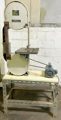 Rockwell 14 Vertical Band Saw -wood