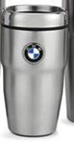 BMW Genuine OEM BMW Roundel Mug-Stainless -