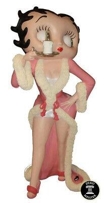 Betty Boop Sexy Figur 120cm Lampe Vintage Deko Dekoration