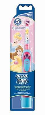 Braun Oral B Kids Battery Toothbrush - Braun Oral-B Kids Battery Power Toothbrush Disney Princess