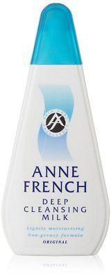 Anne French Deep Cleansing Milk Original 200ml