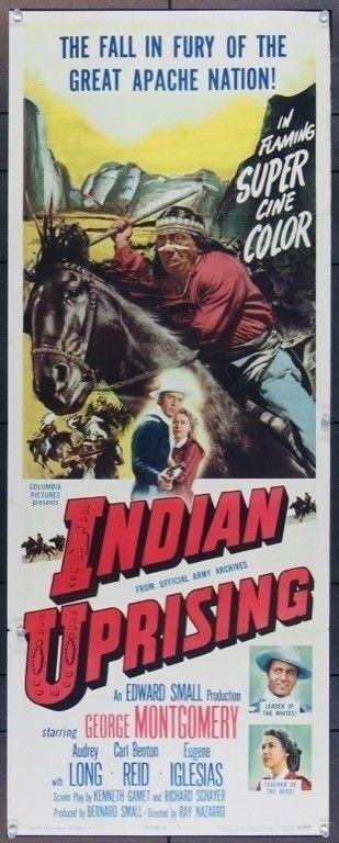 Indian uprising (1951) 20761