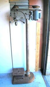 Heavy Duty Floor Drill Press in good working condition