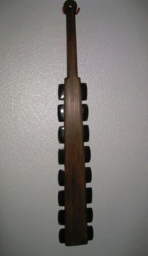 Aztec Sword, Mayan War Club, Macuahuitl, Obsidian Sword