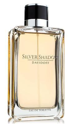 SILVER SHADOW by Davidoff Cologne 3.4 oz Spray New tester