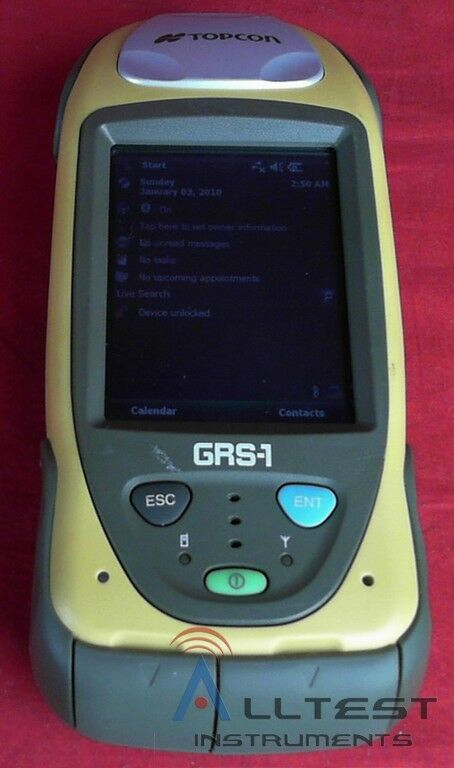Topcon GRS-1 GNSS Field Controller Receiver