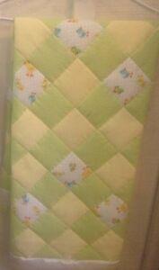 Professionally Homemade Baby Crib Blanket