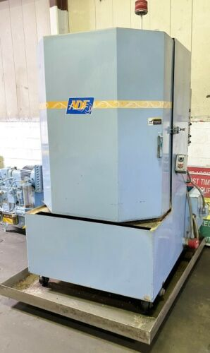 ADF ROTARY PARTS WASHER -STAINLESS