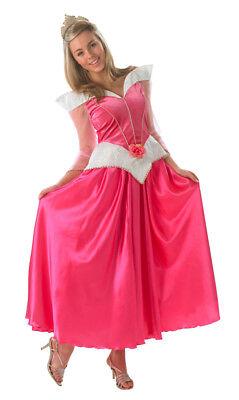 Rub - Disney Märchen Damen Kostüm Prinzessin Dornröschen zu Karneval ()