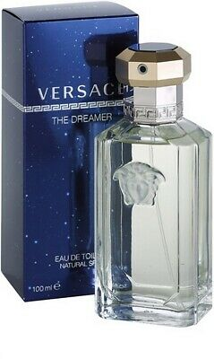 THE DREAMER VERSACE 100ML EDT MEN NEW SEALED BOX.