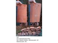 Roof tiles - free to anyone who can collect