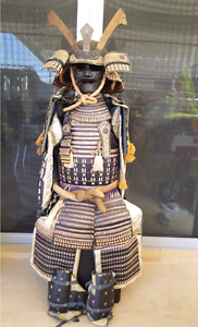 Samurai suit of armour Landsdale Wanneroo Area Preview