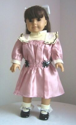 Girl Victorian Dress (Victorian Talent Show Dress Doll Clothes For 18