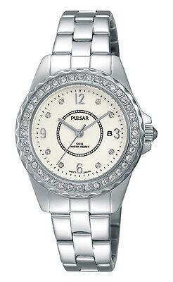 Ladies Pulsar Watch PH7405 RRP £160.00 Now £79.95 Free UK P&P