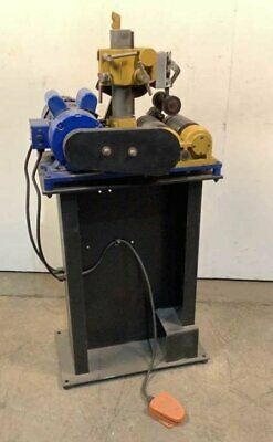 Electric Pipe Beveling Machine Reamer Grinder Pace Pipe End Prep Argco 5021 Nice