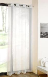 Black white silver curtains ebay