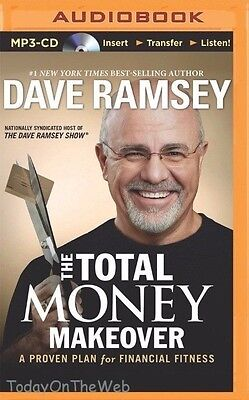 The Total Money Makeover Proven Plan Financial Fitness MP3 CD Audio Dave Ramsey