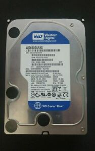 640 GB Western Digital  Bare Hard Drive