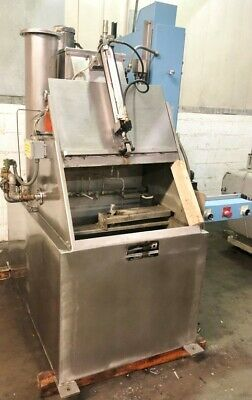 Afi 3572 Rotary Parts Washer