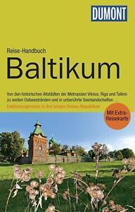 DuMont Reise-Handbuch Reiseführer Baltikum: mit Extra-Reisekarte | *NEUWERTIG*