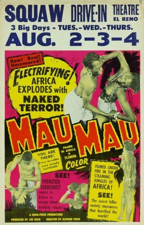 MAU-MAU (1955) 6996