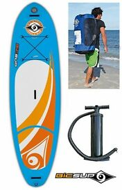 BiC 10'6 inflatable paddle board