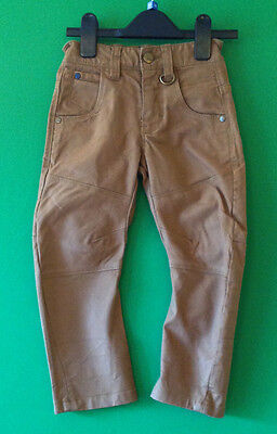 ~NEXT~BROWN TROUSERS~AGE 3~