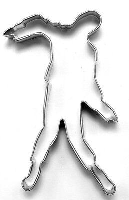 Zombie Walking Dead Cookie Cutter 4.5