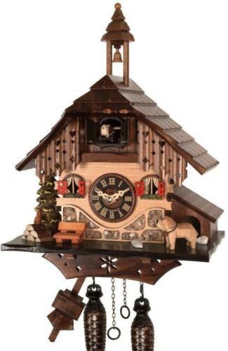 cuckoo clock black forest quarz germany quartz new house style