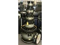 Pearl ELX drums 6-piece